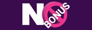 nobonus logo